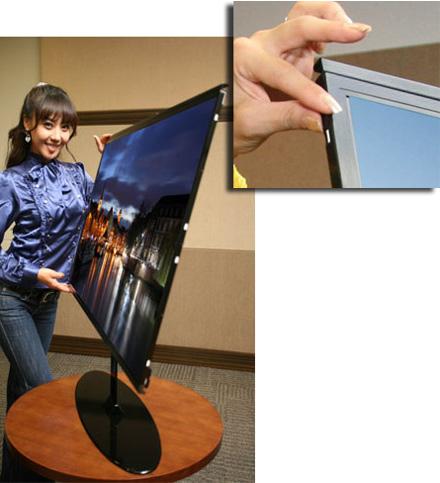 Samsung 1080p LCD HDTV televize