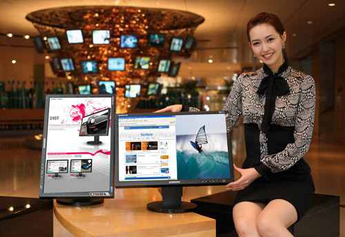Samsung SyncMaster 245T