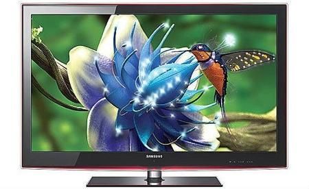 Samsung LCD televiz 480 Hz