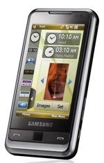 mobilní telefon Samsung Omnia