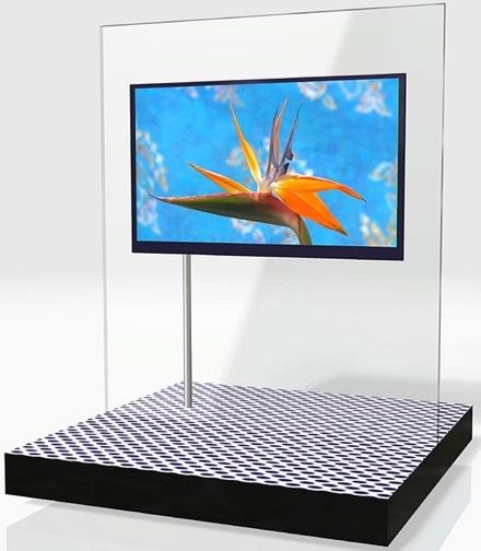 LCD televize Sharp