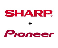 Sharp a Pioneer