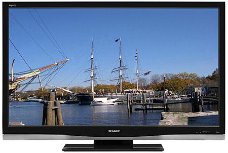LCD televize Sharp Aquos