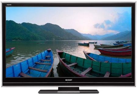 LCD televize Sharp AQUOS D65U