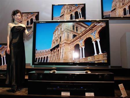 Sharp LCD televize AQUOS R