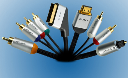 Sony kabely