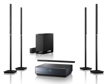 domácí kino Sony Bravia BDV-IT1000