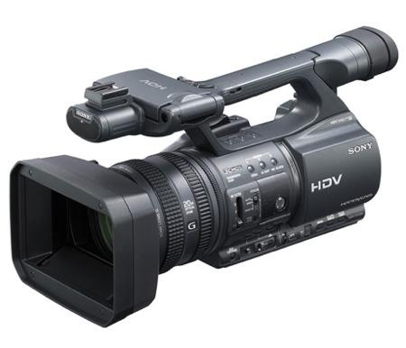 Sony HD kamera HDR-FX1000