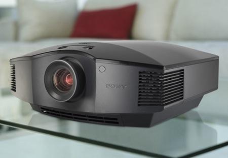 Sony HD projektor BRAVIA VPL-HW10