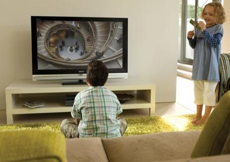 Sony LCD televize Bravia Z4500