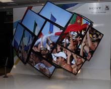 Sony LCD televize - Ziris Canvas HD