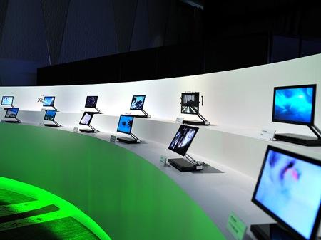 bezdrátová OLED televize Sony XEL-1