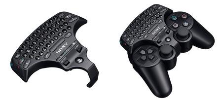 Sony PlayStation 3 keypad