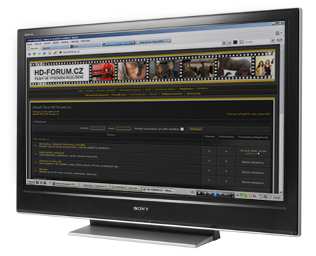 HD televize a HD fórum