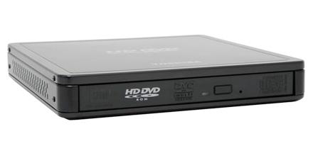 HD-DVD přehrávač PA35