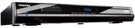 HD-DVD přehrávač Toshiba